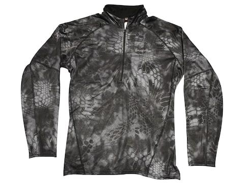 Kryptek Men's Cronos Fleece 1/2 Zip Polyester