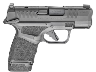 """Springfield Armory Hellcat OSP Semi-Automatic Pistol 9mm Luger 3"""" Barrel 13-Round Black with Manual Safety"""