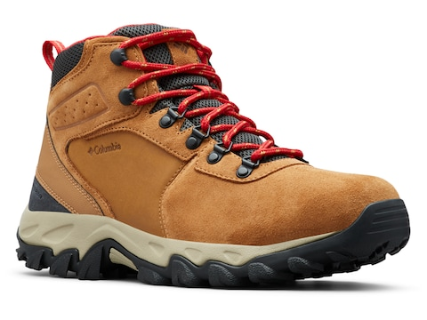 Columbia Newton Ridge Plus II Hiking Boots Suede