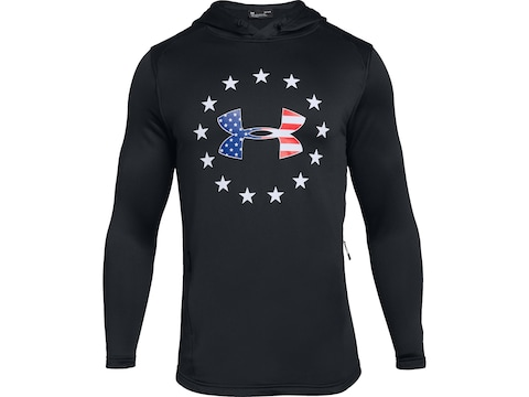 Under Armour Men's UA Freedom Tech Terry Hoodie Polyester