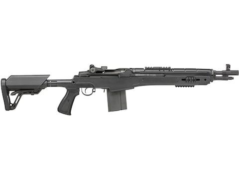"Springfield Armory M1A SOCOM 16 Rifle 308 Winchester 16.25"" Barrel 10 Round Black Compo..."