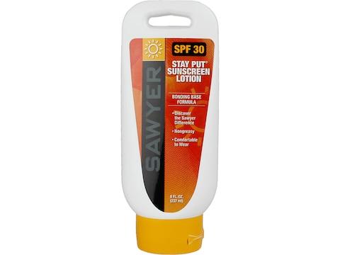 Sawyer Stay Put SPF 30 Sunscreen 8 oz