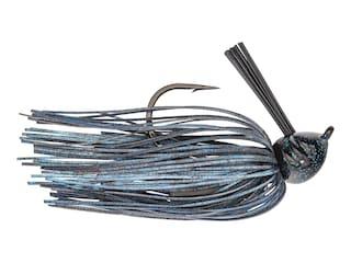 Strike King Premier Pro-Model Jig Black Blue 3/4 oz