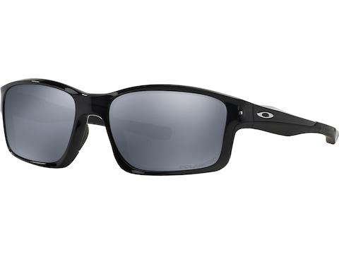 Oakley Chainlink Polarized Sunglasses Black Ink Frame/Black Iridium Lens