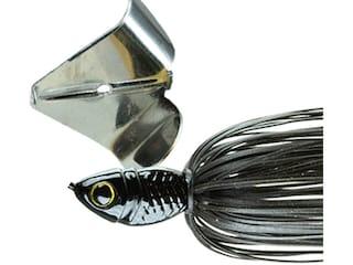 Picasso Dinn-R-Bell Buzzbait 1/2oz Black Nickel