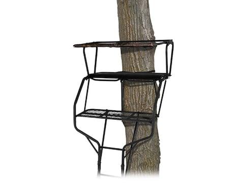 Big Game Guardian XLT 2 Man 18' Ladder Treestand Steel