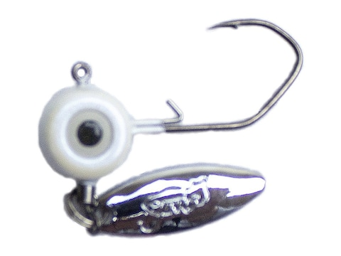 Jenko Fishing Slasher Spin Jig Swimbait Jighead