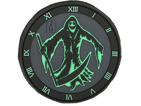 "Maxpedition Reaper PVC Morale Patch 3"" x 3"""
