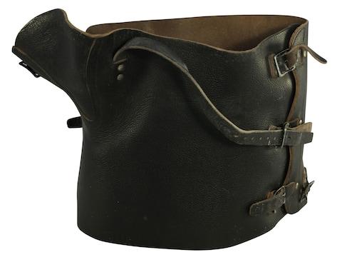 Military Surplus Swiss Gaiters Grade 2 Leather