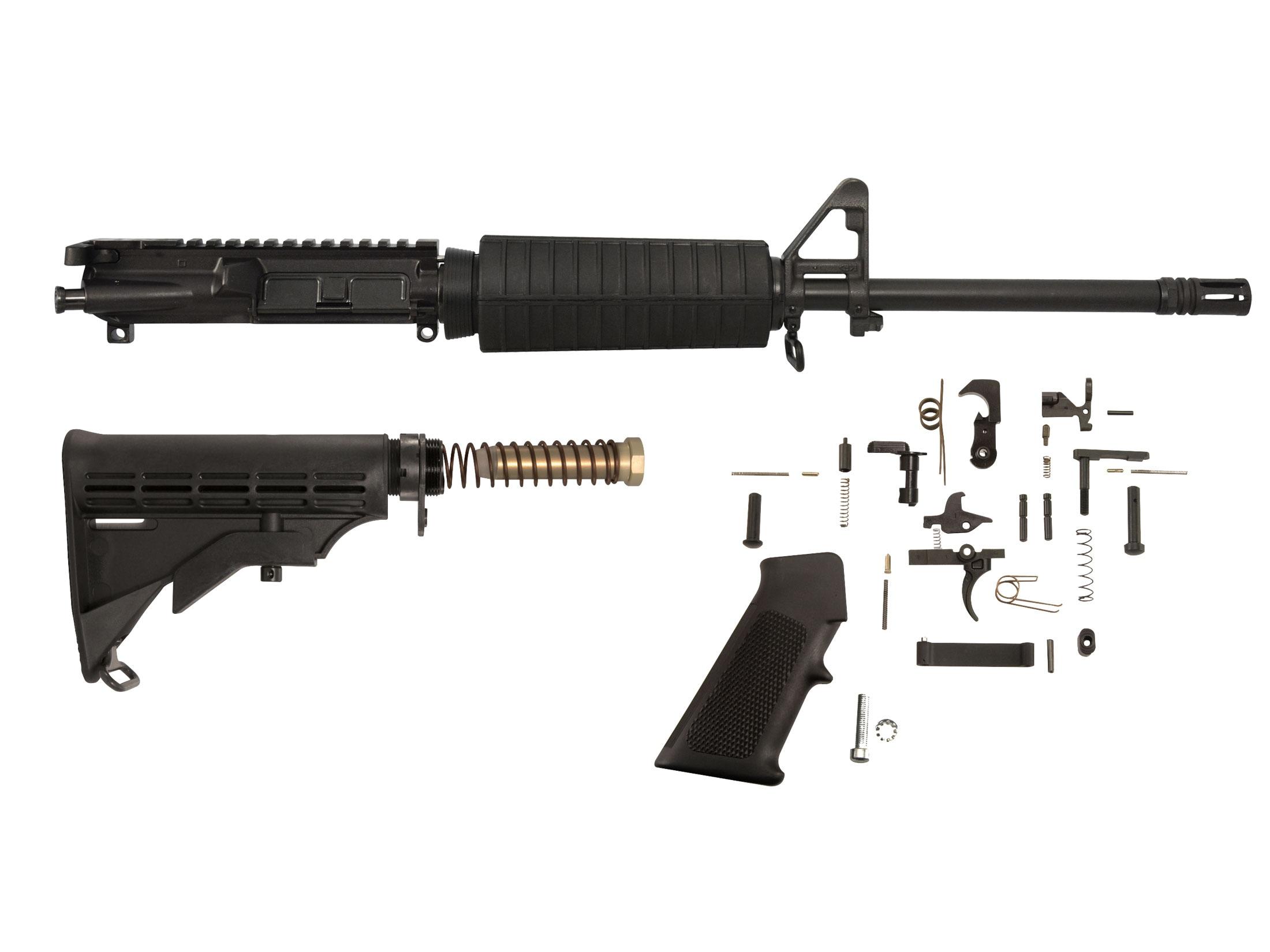 AR-STONER AR-15 Carbine Kit Complete Upper Assembly 7 62x39mm 1 10