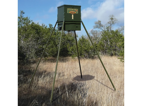 Texas Hunter Wildlife Trophy Game Feeder
