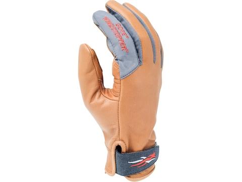 Sitka Gear Gunner Windstopper Gloves Nylon