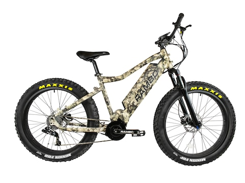 Rambo Bikes Nomad 750W Xtreme Performance Electric Bike