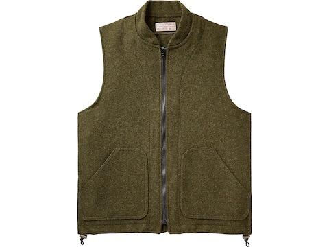 Filson Men's Wool Vest Liner Mackinaw Wool