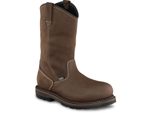 """Irish Setter Ramsey 2.0 11"""" Pull-On Aluminum Safety Toe Work Boots"""