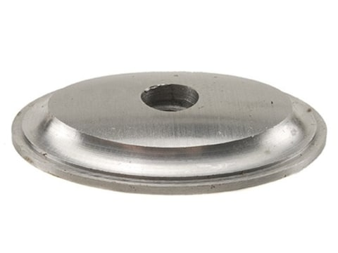 """Jerry Fisher Grip Cap 1.75"""" x 1.27"""" Steel in the White"""