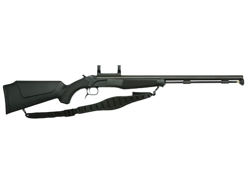 """CVA Accura MR Muzzleloading Rifle with Dead-On Scope Mount 50 Caliber 25"""" Fluted Stainl..."""