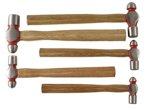 Wisdom Ball Pein Hammer Set 8, 12, 16, 24, 32 oz