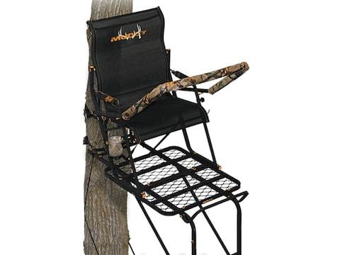 Muddy Outdoors The Boss Hawg 17' 1.5 Man Ladder Treestand Steel