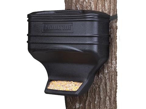 Moultrie Feed Station Game Feeder 40 lb Black