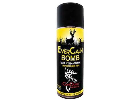 ConQuest Scent Bomb EverCalm Deer Herd Scent 7 oz