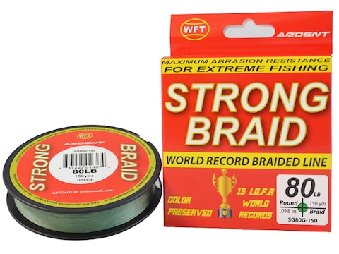 Ardent Strong Braided Fishing Line