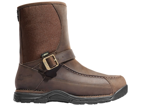 """Danner Sharptail 10"""" GORE-TEX Rear-Zip Hunting Boots Leather/Nylon Men's"""