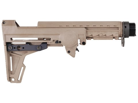 ERGO F93 PRO Stock 8-Position Collapsible AR-15 Synthetic
