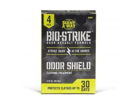 Hunter's Specialties Scent-A-Way Bio-Strike Odor Shield Laundry Detergent Additive