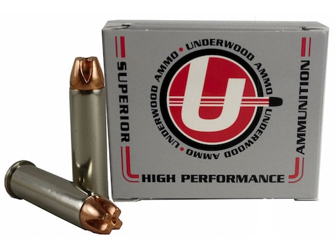 Underwood Ammunition 357 Magnum 140 Grain Lehigh Xtreme Penetrator Lead-Free Box of 20