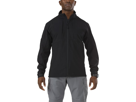 5.11 Men's Sierra Softshell Jacket Polyester