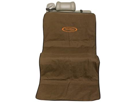 """Mud River Shotgun Dog Utility Mat 68"""" x 29"""" Nylon Brown"""