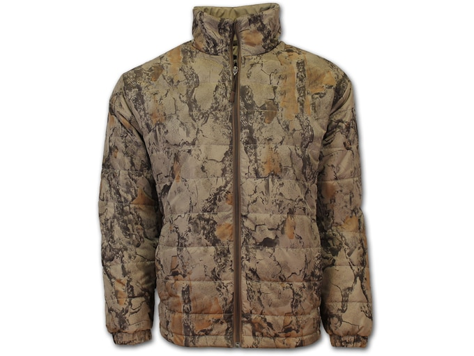 Natural Gear Men's Synthetic Down Insulated Jacket Polyester
