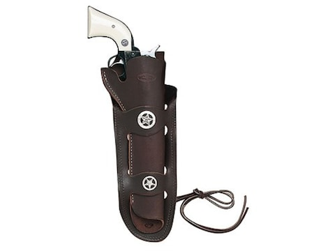 Hunter 1080 Double Loop Holster with Concho