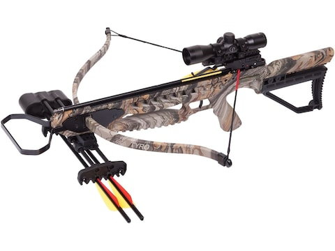 CenterPoint Tyro 245 Crossbow Package