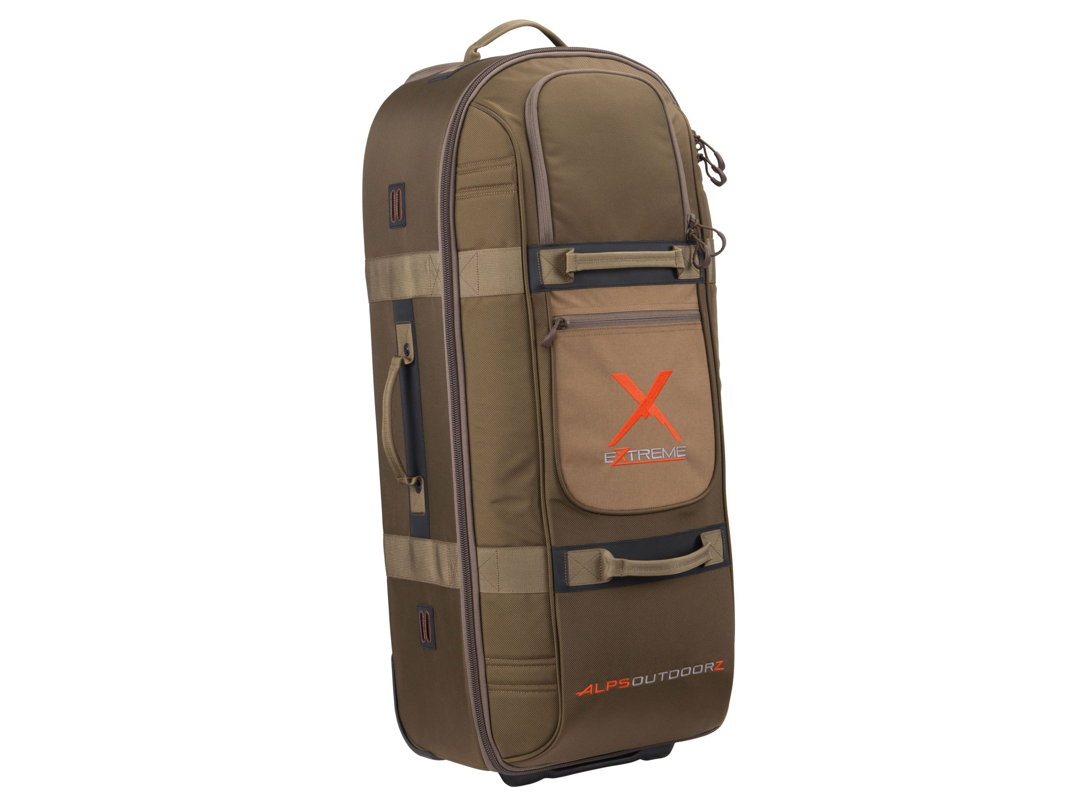 ALPS Outdoorz Voyager X Suitcase Nylon Coyote