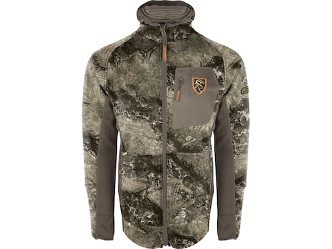 Drake Non-Typical Men's Midweight Scent Control Pursuit Full Zip Hoodie