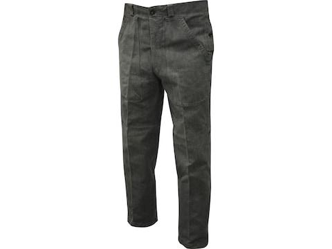 Military Surplus Swiss Work Pants Grade 2 Gray Large