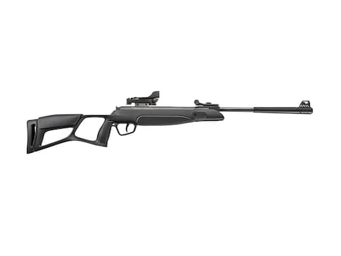 Stoeger X3 Youth Air Rifle 177 Caliber Pellet Synthetic Stock Matte Barrel with Red Dot...