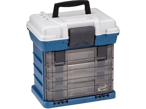 Plano 4-By Rack Tackle Box System