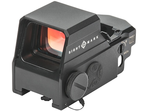 Sightmark Ultra Shot M-Spec FMS Reflex Sight 1x 65 MOA Circle Dot Crosshair Reticle
