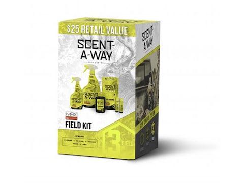 Hunter's Specialties Scent-A-Way Scent Eliminator Field Kit