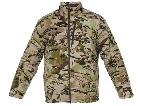 Under Armour Men's UA Timber Insulated Jacket Polyester/Elastrell