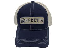 Beretta Men's Patch Logo Trucker Hat Polyester/Nylon