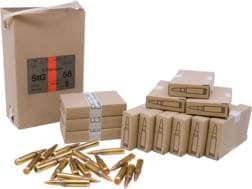 Military Surplus Austrian Ammunition 7.62x51mm NATO 146 Grain Full Metal Jacket Battle Packs of 2...
