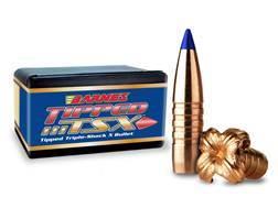 Barnes Tipped Triple-Shock X (TTSX) Bullets 30 Caliber (308 Diameter) 165 Grain Spitzer Boat Tail...