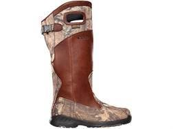 "LaCrosse Adder Scent HD 18"" Waterproof Snake Boots Leather and Nylon Brown and Mossy Oak Break-Up..."