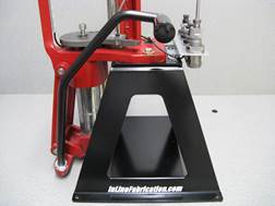 Inline Fabrication Ergo Roller Handle for Hornady Lock-N-Load AP Press