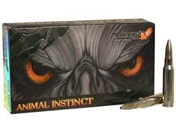 Liberty Animal Instinct Hunting Ammunition 308 Winchester 100 Grain Fragmenting Hollow Point Lead...