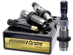 Redding Premium Handgun 3-Die Set 9mm Luger